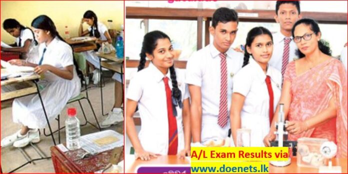 A/L Exam Results Release Dates Time Sri Lanka