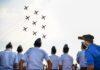 Sri Lanka Air Force Air Show kicks off in Colombo Sky