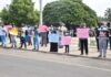 Release Rishad Bathiudeen protests in Vanni and Mannar