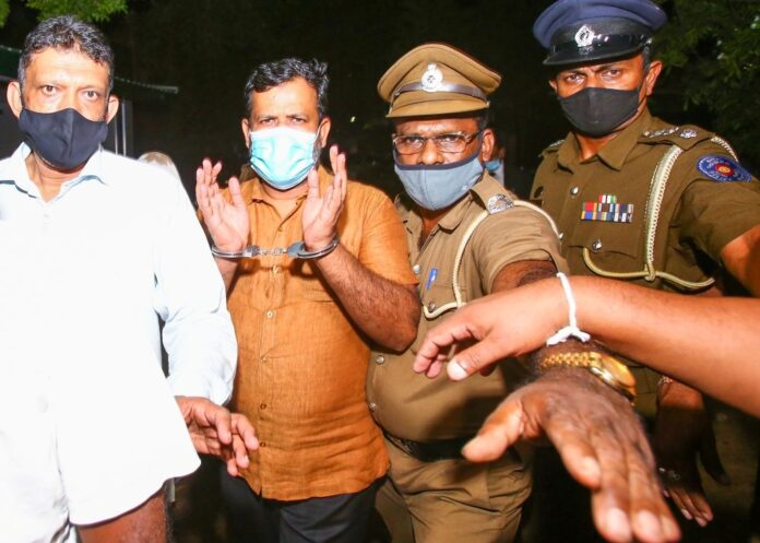 Lawyer says Rishad's arrest is politically motivated