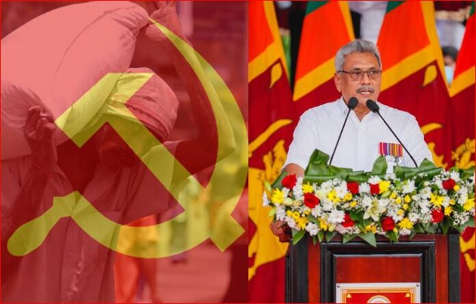 Sri Lanka President Gotabaya Rajapaksa May Day Message Statement