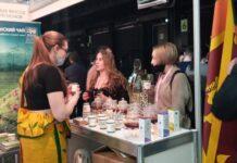 Sri Lanka Tea Board Participates at Coffee Tea Cacao Russian Expo 2021 in Moscow