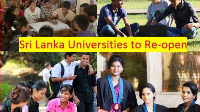 Sri Lanka currently experiencing a spike in COVID19 cases that forced the health authorities to postpone opening of universities until 31 May.