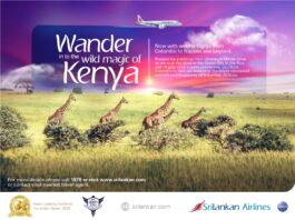 SriLankan Airlines the flag carrier of Sri Lanka and a member of the prestigious oneworld alliance will commence flight operations to Nairobi in Kenya