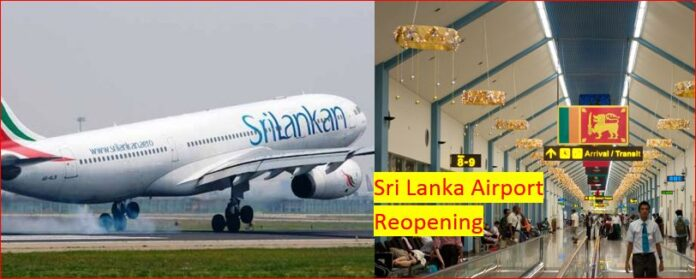 Temporary restriction on inbound travellers to Sri Lanka lifted from June 1.