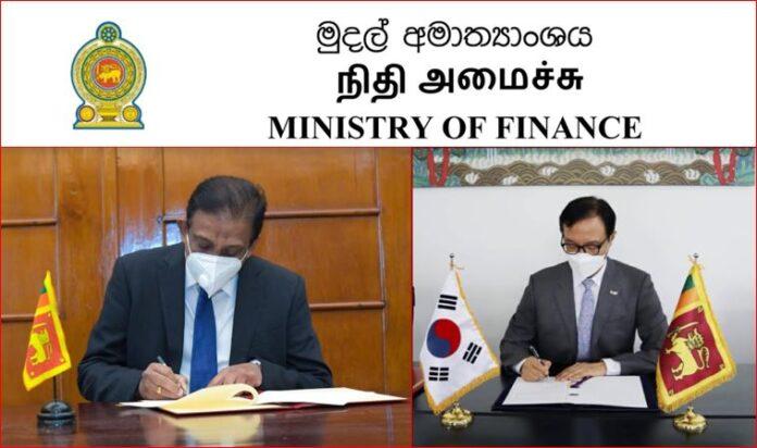 Korea has agreed to provide concessional loans from the KEximbank to Sri Lanka