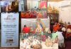 Sri Lankans held prayer ceremonies Chanting Ratana Suttaand Pujas in solidarity with Indian people and its fight against the coronavirus outbreak