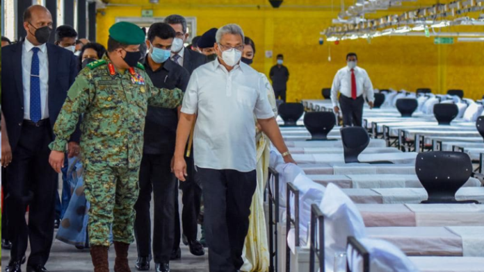 President Gotabaya Rajapaksa takes a number of decisions to avoid impact on the people and the economy when imposing travel restrictions
