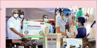 Sri Lanka COVID19 Vaccination Program Rollout India AstraZeneca Russia SputnikV China Sinopharm vaccines