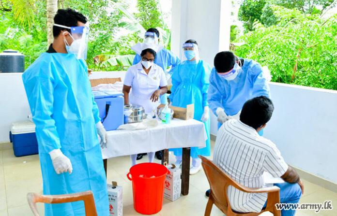 Sri Lanka's COVID19 Vaccine Rollout Tracking