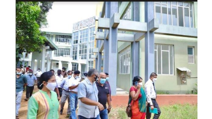 Sri Lanka Government to set up 10 city universities in remote districts