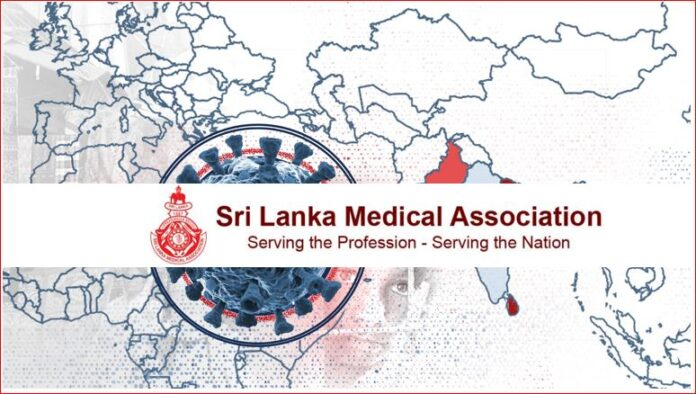 Grave concerns of the SLMA, GMOA, AMS and SMIC on the Current Situation of COVID-19 Epidemic in Sri Lanka