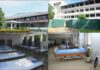 Sri Lanka Navy SLN sets up Intermediate Care Centres for COVID19 in Boossa