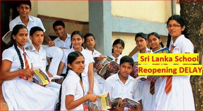 Sri Lanka Education and COVID 3rd Wave