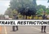 Sri Lanka imposed Travel Restrictions Lock down situation islandwide