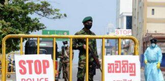Sri Lanka imposed travel restrictions provinces till May 30 sl