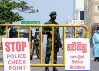 Sri Lanka imposed travel restrictions provinces till May 30 sl