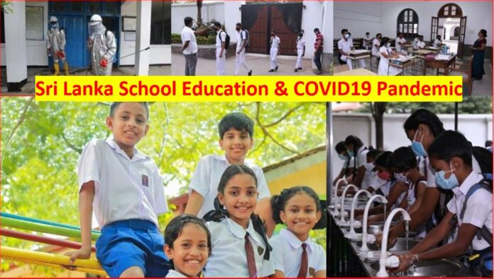 Sri Lanka's education crisis and future education recovery strategy during COVID Pandemic