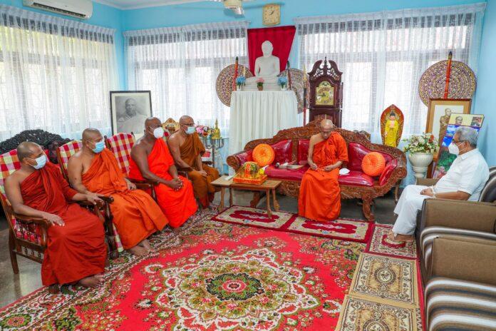 Decision to use organic fertilizer towards endowing a healthy future generation will not be reversed says Sri Lanka President Gotabaya Rajapaksa