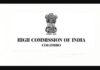 High Commission of India Colombo Sri Lanka