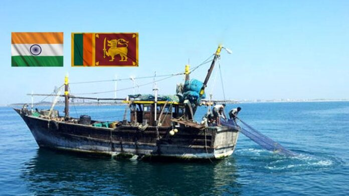 India Sri Lanka Fishing News