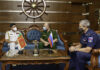 Outgoing Russian Military Air and Naval Attaché calls on Commander of the Navy