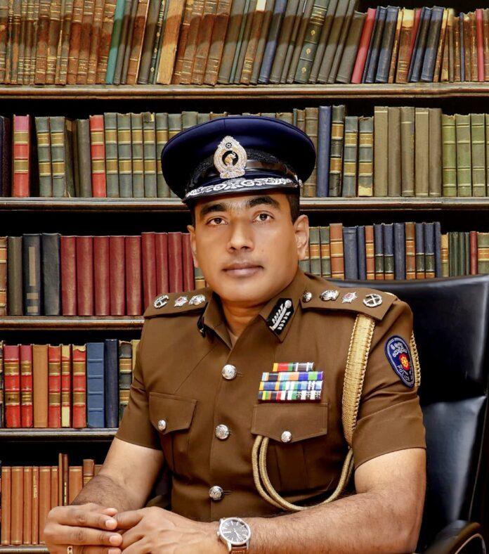 Police Media Spokesman Acting Senior DIG Ajith Rohana Photo