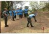 Sri Lanka Army to Declare Country Free from Mines & Explosives by 2022