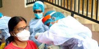COVID19 vaccination program in Sri Lanka