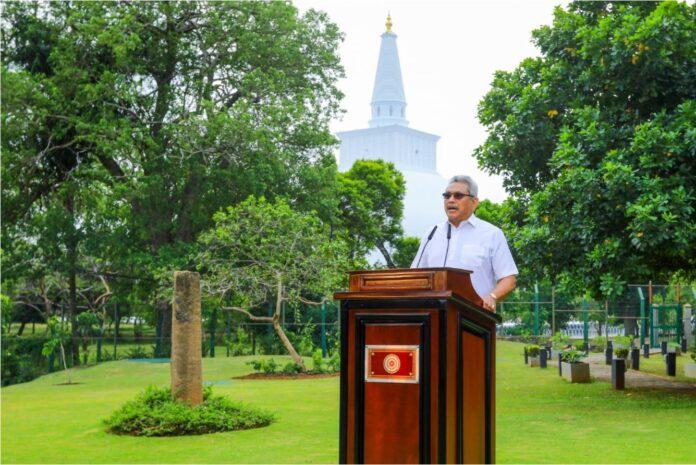 Sri Lanka President Gotabaya Rajapaksa address the nation full speech