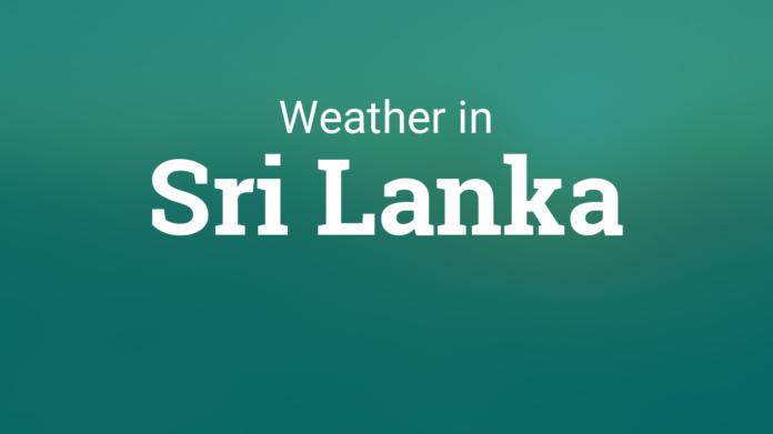 Sri Lanka Weather Report