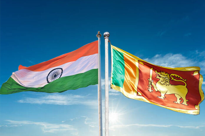 India and Sri Lanka agree to cooperate on common issues in the region