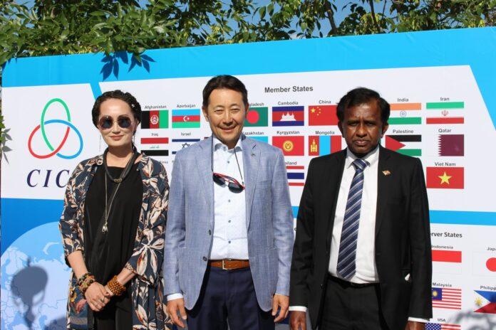 Sri Lanka enhances its ties with the Republic of Kazakhstan