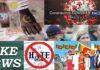 Police warn against Fake News & Hate Speech