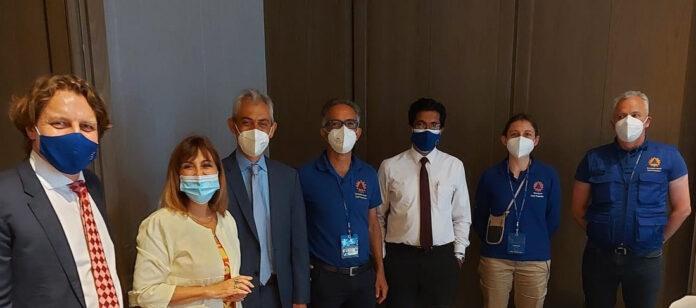 UN-EU experts deploy to support Sri Lanka address the environmental impact of MV X-press Pearl disaster