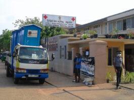 World Vision & Round Table Sri Lanka Donated Mobile Toilets to Chilaw Hospital