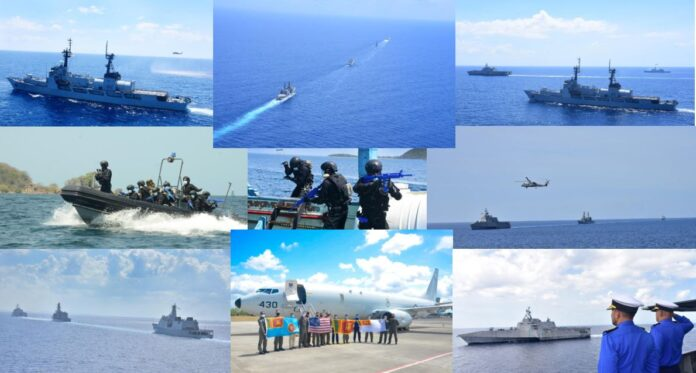 Cooperation Afloat Readiness and Training CARAT21 Exercise