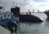 Deployment of a Submarine in Thootukudi Statement by spokesperson of High Commission of India