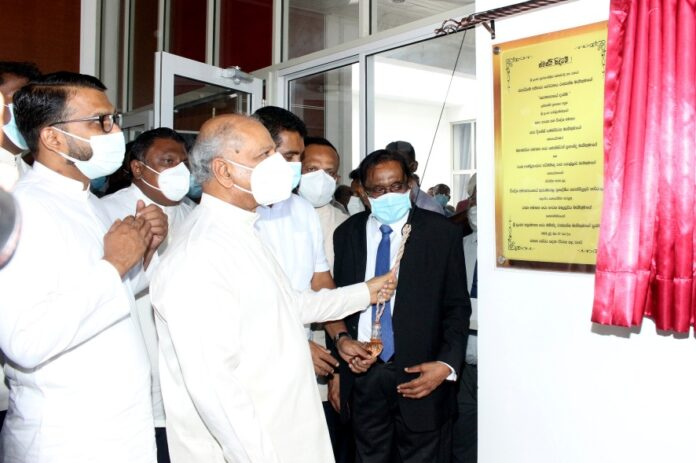 Prime Minister declares open a Regional Consular Office in Kurunegala