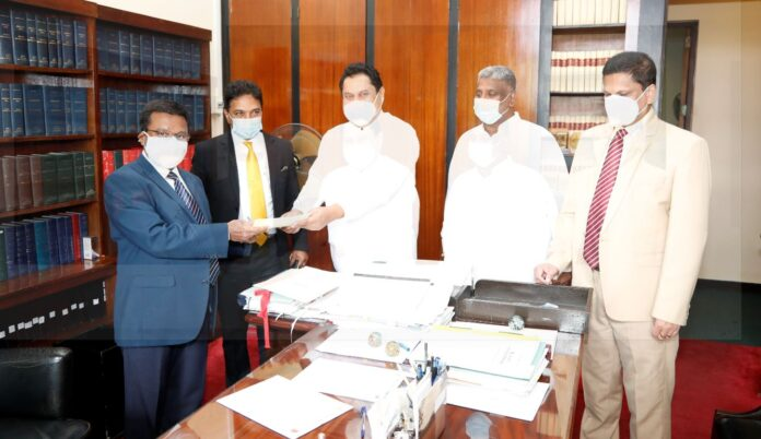 Jayantha Ketagoda resigns to pave the way for former Minister Basil Rajapaksa