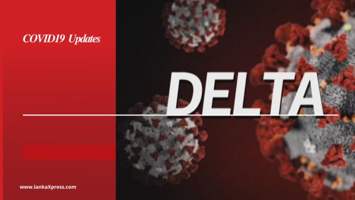 Delta COVID Variant detected in Sri Lanka