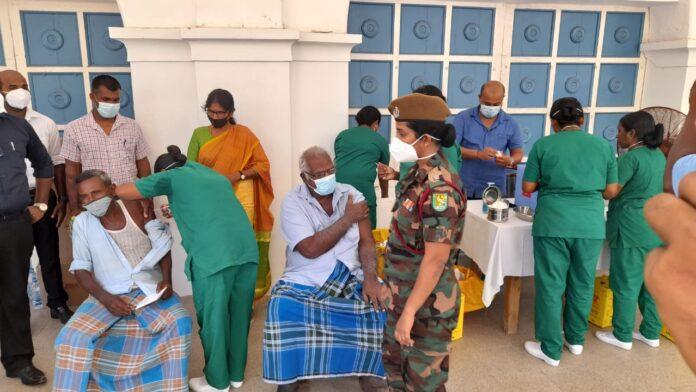 Pfizer BionTech COVID19 vaccine in Sri Lanka