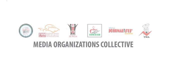 Sri Lanka Media Organization's Collective for Media Freedom