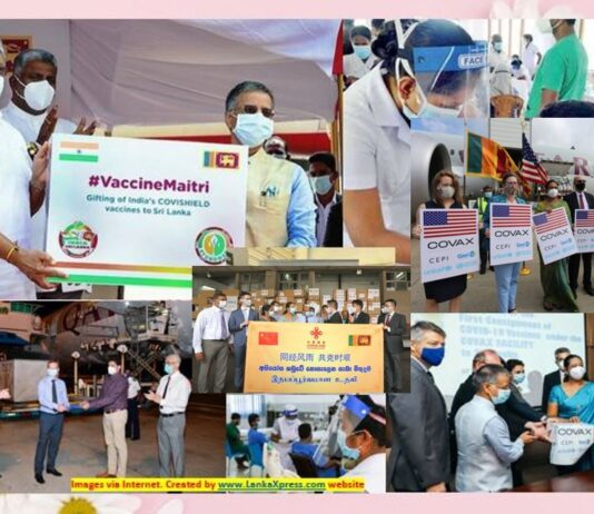 Sri Lanka Vaccination Rollout Details and Vaccine Drive Latest Updates