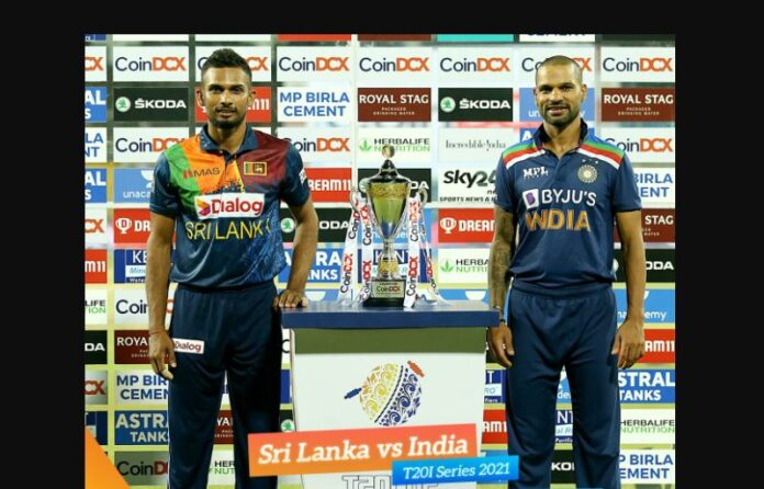 Sri Lanka Vs India Cricket