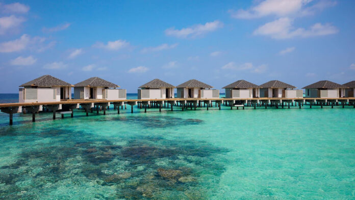 Sri Lanka to construct a luxury tourist resort with Water Tourist Residences and Water Villas