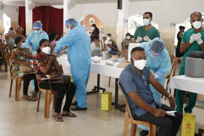 Vaccination program for teachers commence