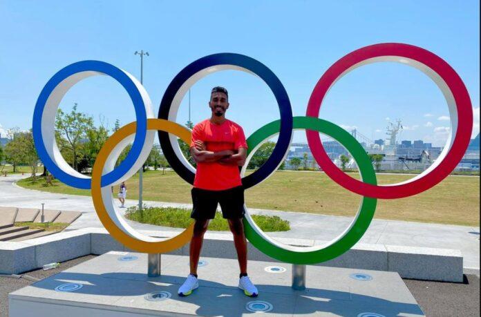 South Asia's Fastest Man – Yupun Abeykoon