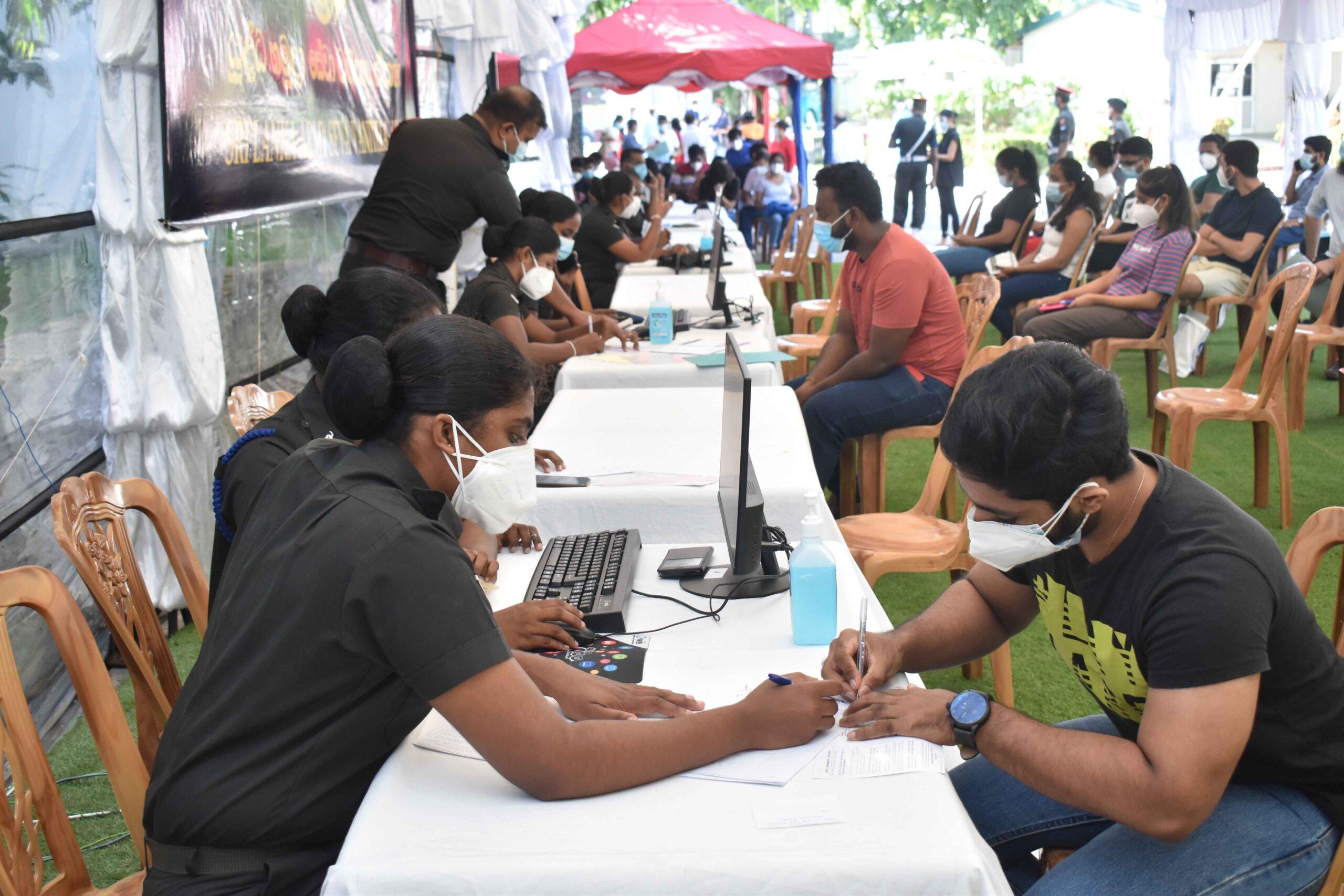 Vaccination Centres list in Sri Lanka