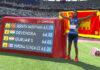 Sri Lanka Army's Gajaba Regiment Javelin Throwing War Hero Wins Historic Gold in Paralympics 2020 in Tokyo